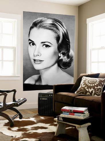 grace kelly fototapete bei. Black Bedroom Furniture Sets. Home Design Ideas