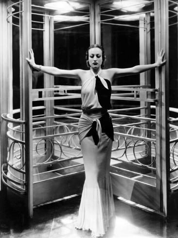 Grand Hotel, Joan Crawford, 1932 Foto
