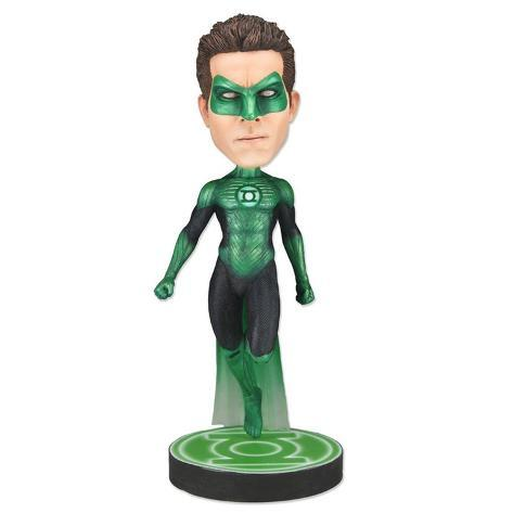 Green Lantern - Movie Hal Jordan Head Knocker Figuren