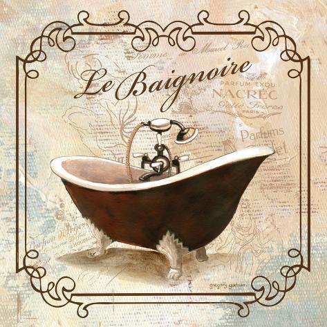 Alte Badewanne alte badewanne kunstdrucke gregory gorham bei allposters de