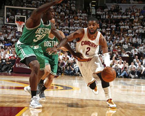 Boston Celtics v Cleveland Cavaliers - Game One Foto