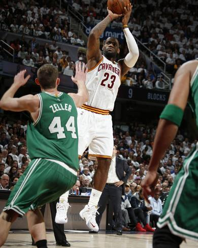 Boston Celtics v Cleveland Cavaliers - Game Two Foto