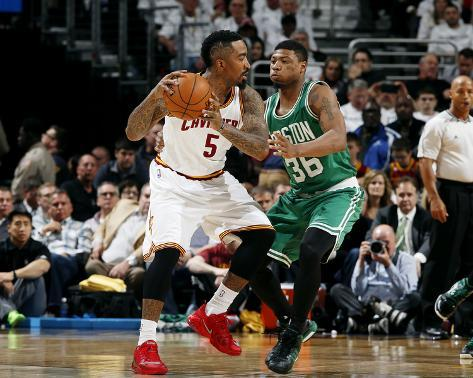 Boston Celtics v Cleveland Cavaliers - Game Two Foto