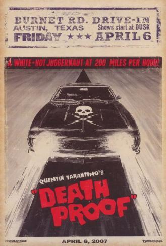 Grindhouse, Englisch Poster