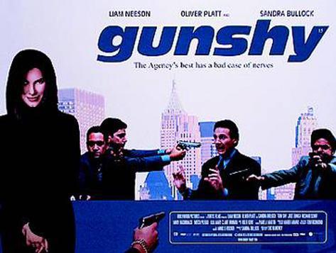 Gunshy– Aus Leidenschaft zum Mörder Originalposter