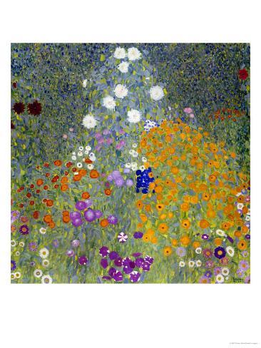 Flower Garden, 1905-07 Giclée-Druck