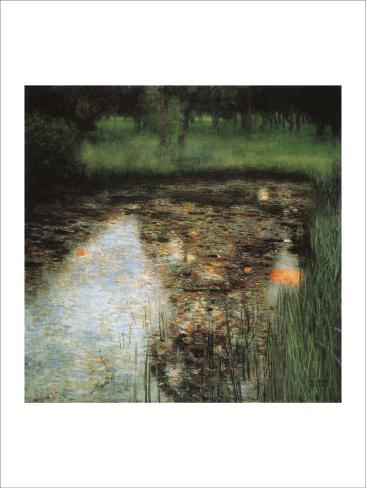 The Swamp Giclée-Druck