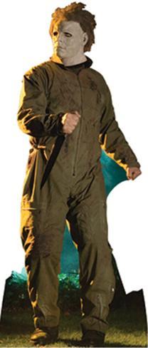 Halloween - Michael Myers Lifesize Standup Pappfiguren