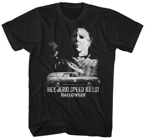 Halloween- Speed Kills T-Shirt