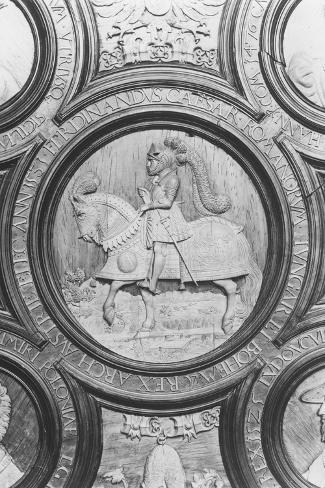 Ferdinand I of Habsburg Giclée-Druck