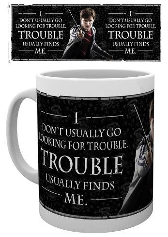 Harry Potter - Harry Quote Mug Becher
