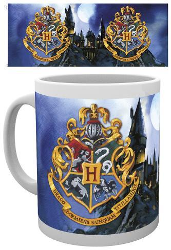 Harry Potter - Hogwarts Mug Becher