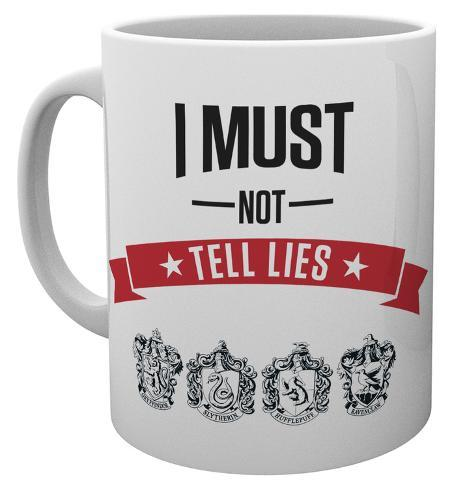 Harry Potter - Lies Mug Becher