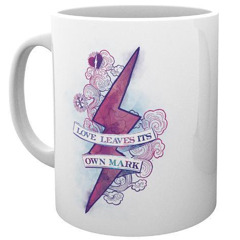 Harry Potter - Love Leaves Its Own Mark Mug Becher