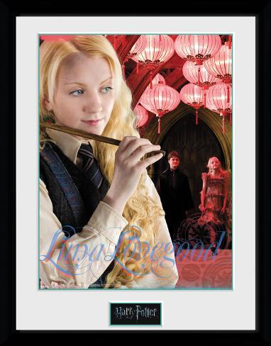 Harry Potter - Luna Verzamelaarsprint