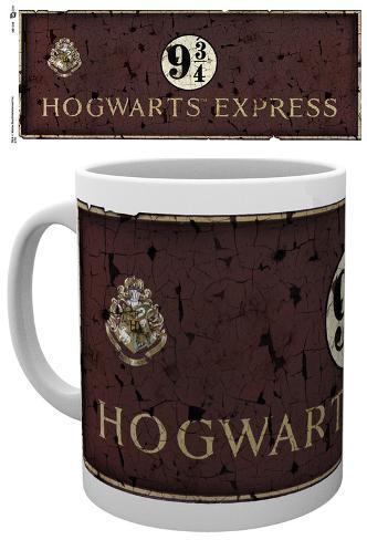Harry Potter Platform 9 3/4 Mug Becher