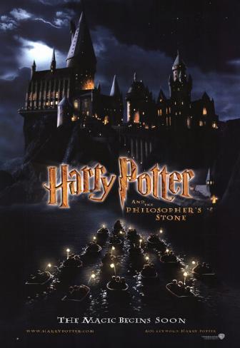 Harry Potter und der Stein der Weisen Neuheit
