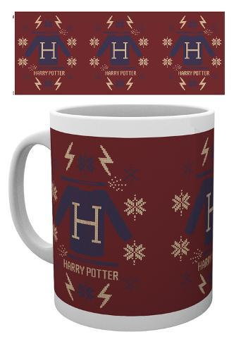 Harry Potter - Xmas Jumper Christmas Mug Becher