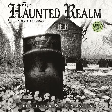 Haunted Realm - 2017 Calendar Kalenders