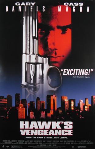 Hawk's Revenge – Tödliche Rache Poster