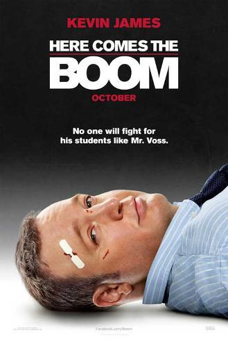 Here Comes the Boom Movie Poster Neuheit