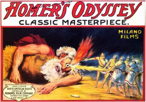 Homer's Odyssey Neuheit