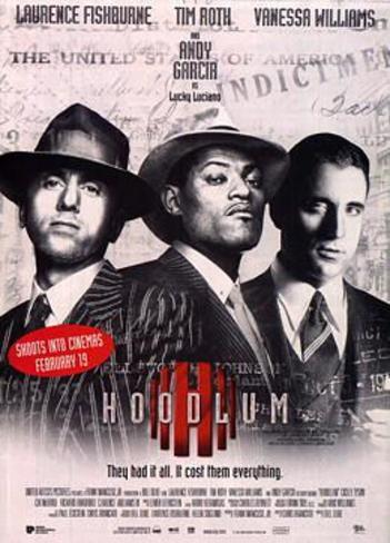 Hoodlum Movie Poster Poster