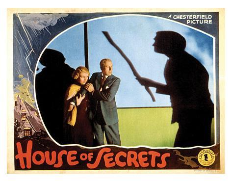 House Of Secrets - 1936 II Giclée-Druck