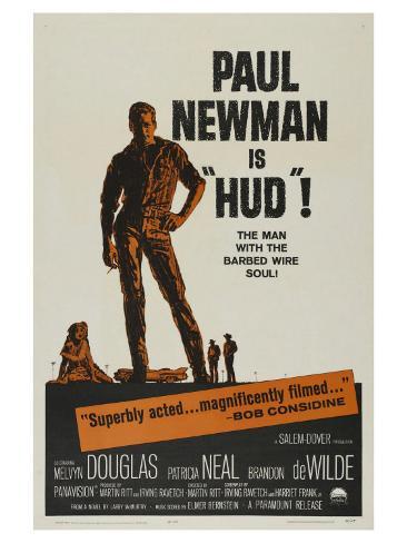 Hud, 1963 Kunstdruck