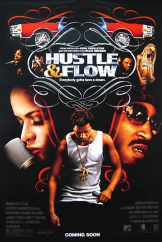 Hustle And Flow Originalposter