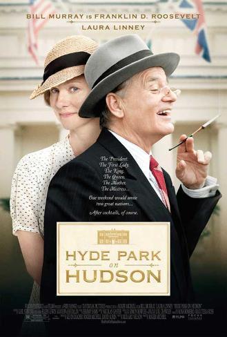 Hyde Park on Hudson Movie Poster Neuheit