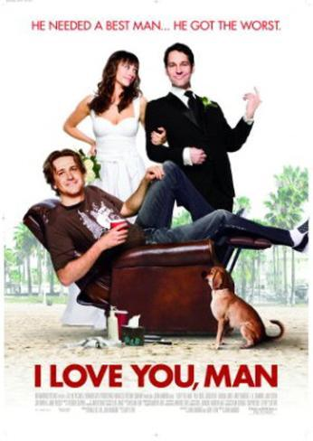 I Love You, Man Doppelseitiges Poster