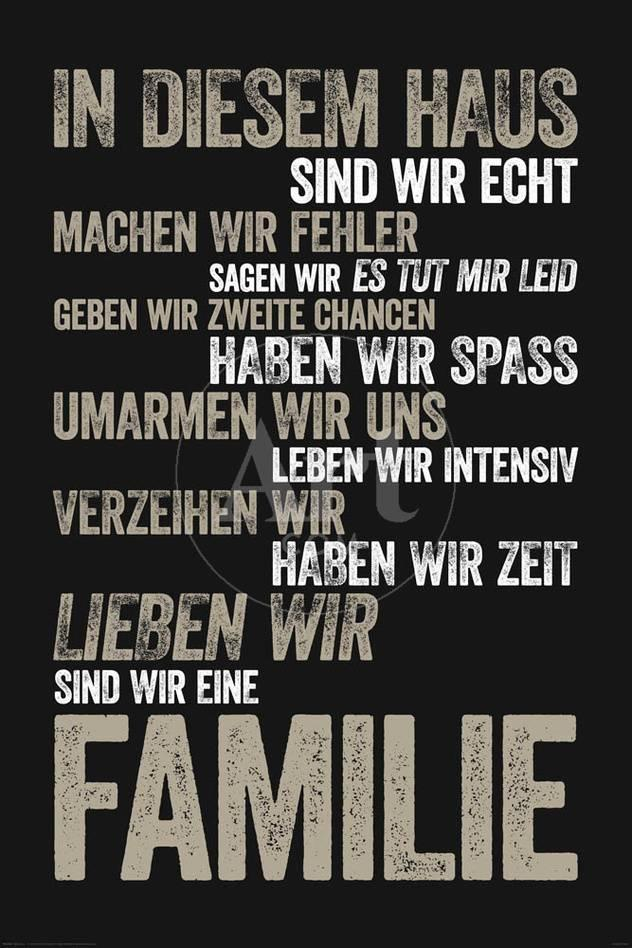 In Diesem Haus... Poster bei AllPosters.de