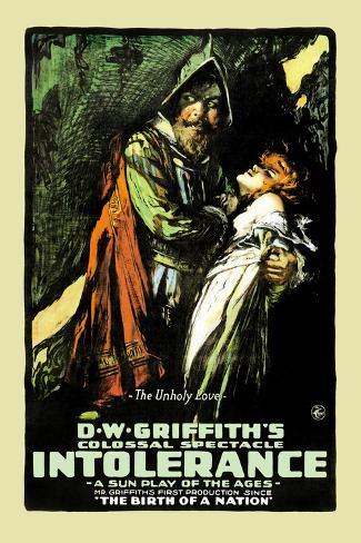 Intolerance Wandtattoo