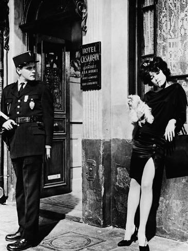 Irma La Douce, 1963 Fotografie-Druck