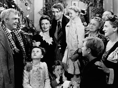 It's a Wonderful Life, 1946 Fotografie-Druck