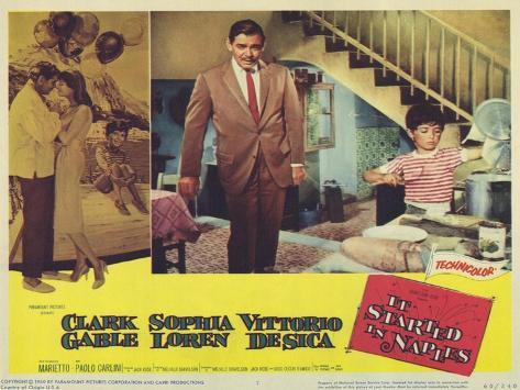 It Started In Naples, 1960 Giclée-Premiumdruck
