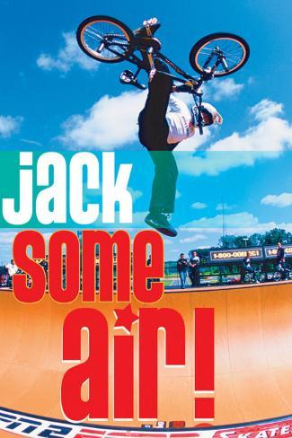 Jack Some Air Poster