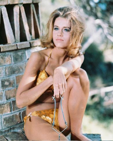 Jane Fonda Foto