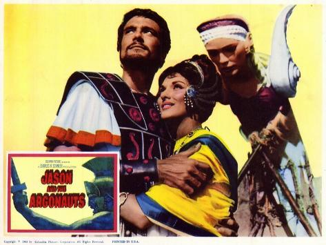 Jason and the Argonauts, 1963 Kunstdruck