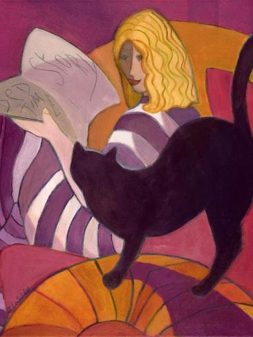 Bedtime Story, 2003-04 Giclée-Druck