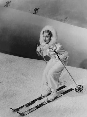Jeannette MacDonald, 1939 Fotografie-Druck