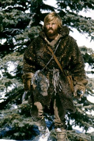 Jeremiah Johnson 1972 Directed by Syney Pollack Robert Redford Foto