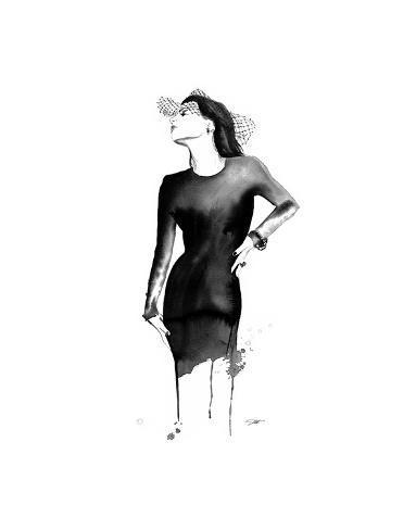 Femme Fatale Kunstdruck
