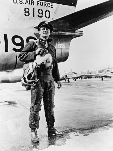 Jet Pilot, 1957 Fotografie-Druck