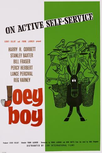 Joey Boy Kunstdruck