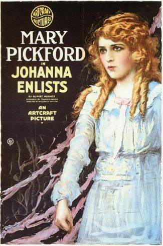 Johanna Enlists Neuheit
