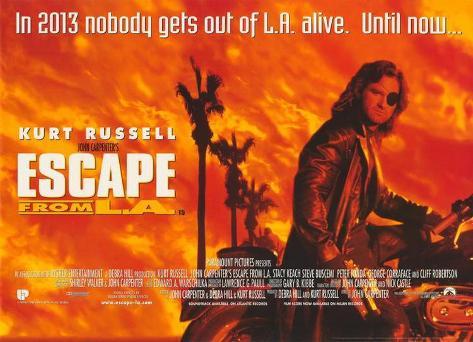 John Carpenter's Flucht aus L.A. Neuheit