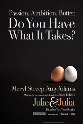 Julie And Julia Doppelseitiges Poster