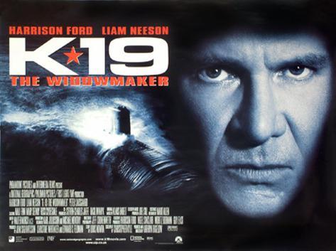 K-19 – Showdown in der Tiefe Originalposter